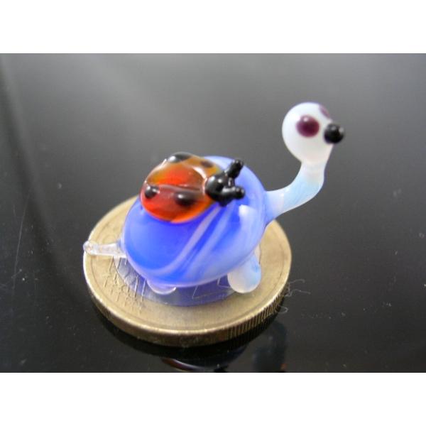 Schildkröte (Turtle) mini 2 - Glastier