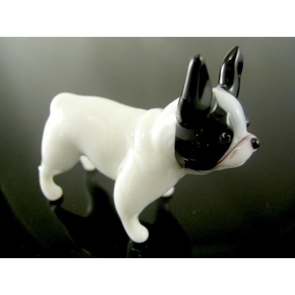 Hund-Dog-Französishe Bulldogge-b8-4-1-Glasfigur