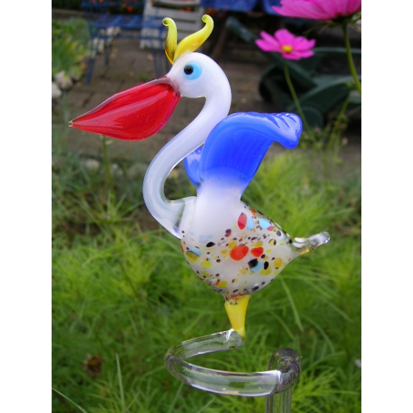 Pelikan-Orchideenstab-Blumenstab-u-8