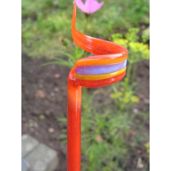 Orchideenstab - Blumenstab-Orchideenstäbe -V-32