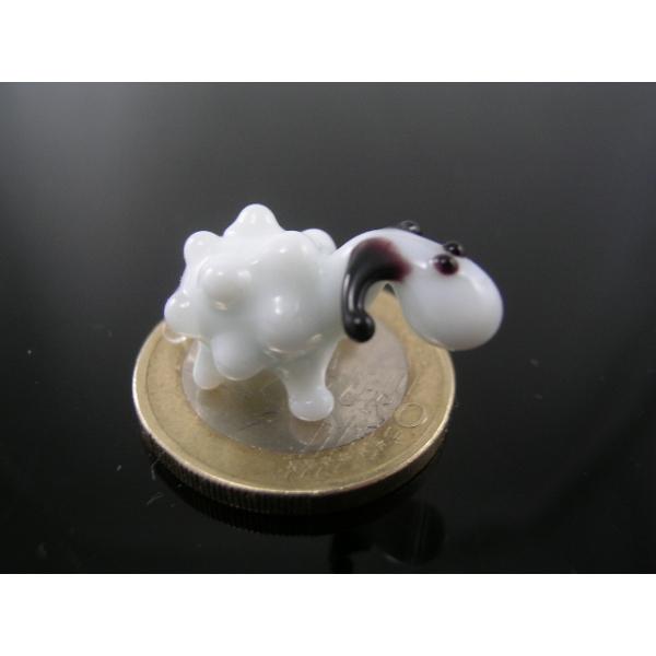 Schaf mini weiß
