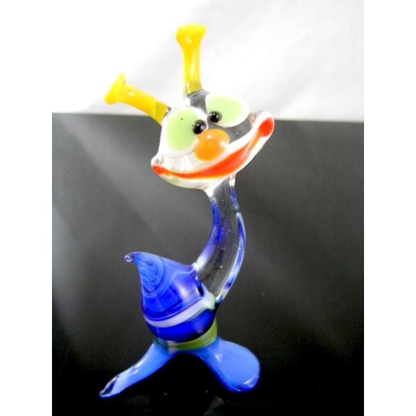 Schnecke lustig-Glasfigur-Glasfiguren-b10-26-2