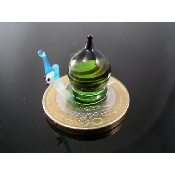 Schnecke(Snail) mini 10 - Glastier