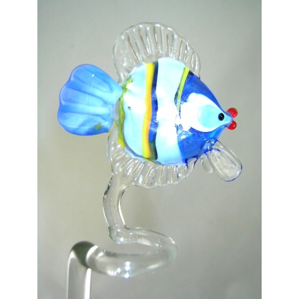 Fisch-Orchideenstab-Blumenstab-Orchideenstäbe -u-3