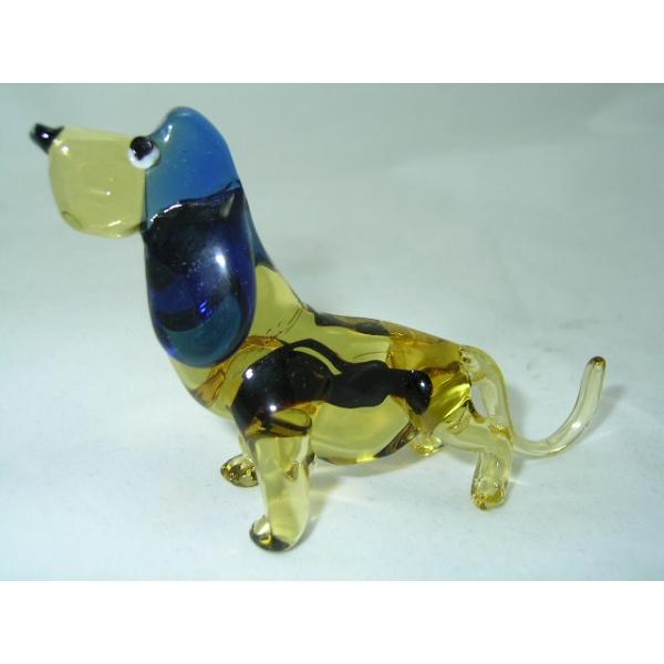 Hund Basset - Glastier