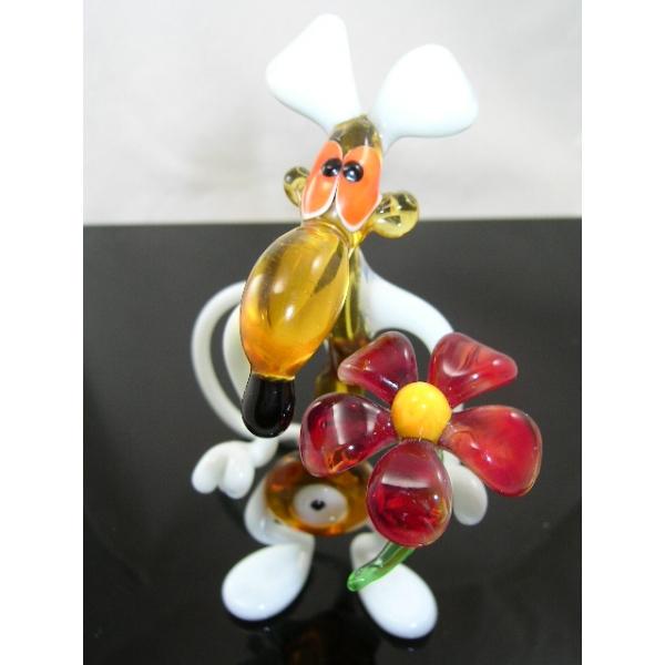Ratte mit Blume Gro