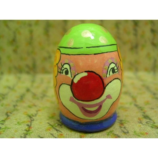 Fingerhut - Motiv Clown