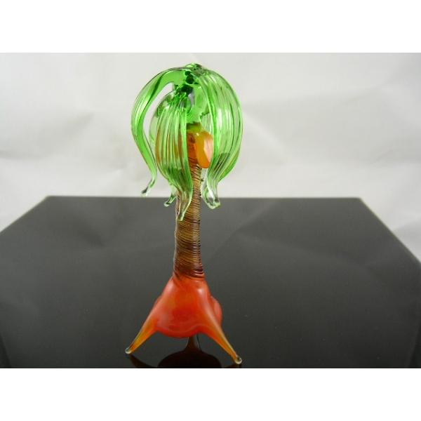 Palme 3 - Glasskulptur