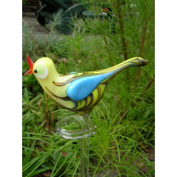 Singvogel-Orchideenstab-Blumenstab-Rankhilfe-u-2