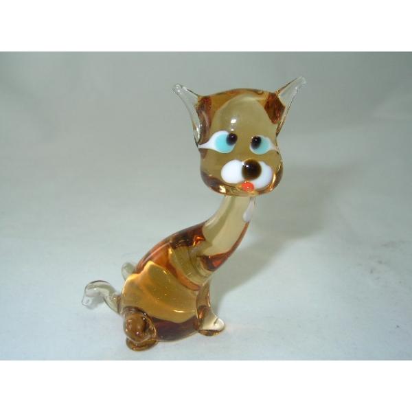 Katze 6 - Glastier