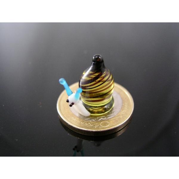 Schnecke(Snail)mini 11 - Glastier