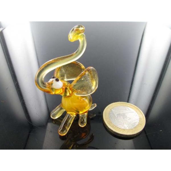Elefant mini 5-Glastier-k-3