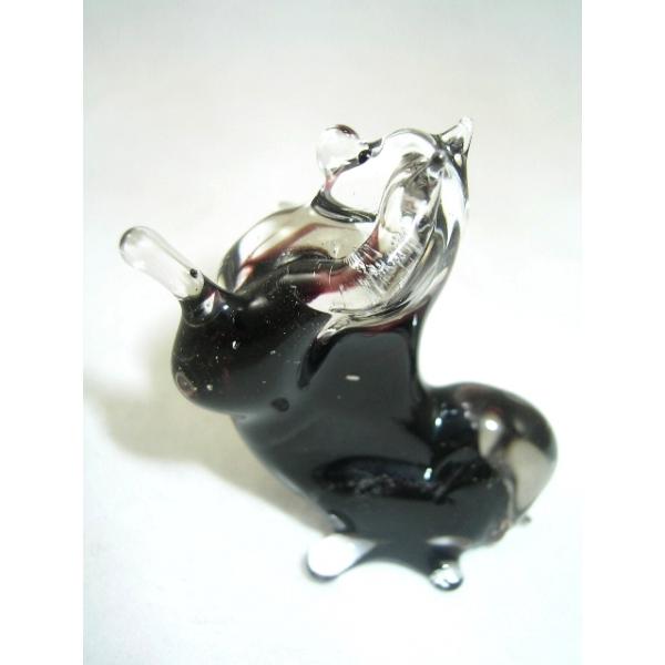 Hund-Dog-Spitz-b8-6-6- Glastier
