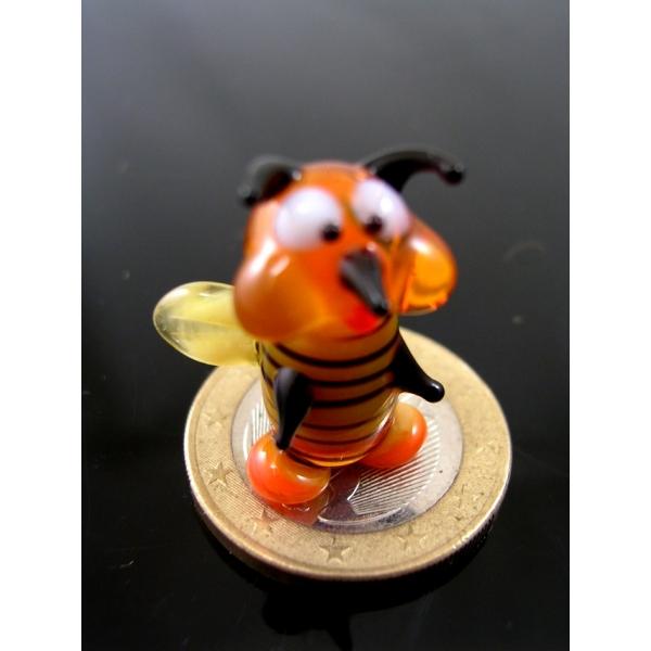 Biene mini-Glasfigur-Glasfiguren-k-3