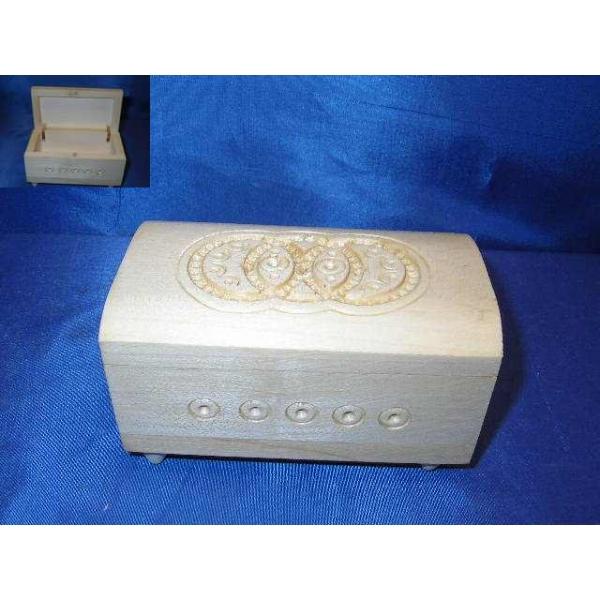 Holzdose 1