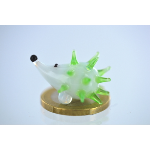 Igel mini -grün