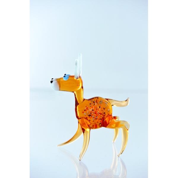 Esel- Donkey - Glasfigur-Glasfiguren