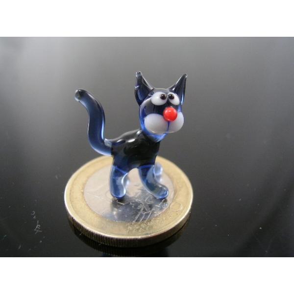 Katze(Cat)mini Glastier
