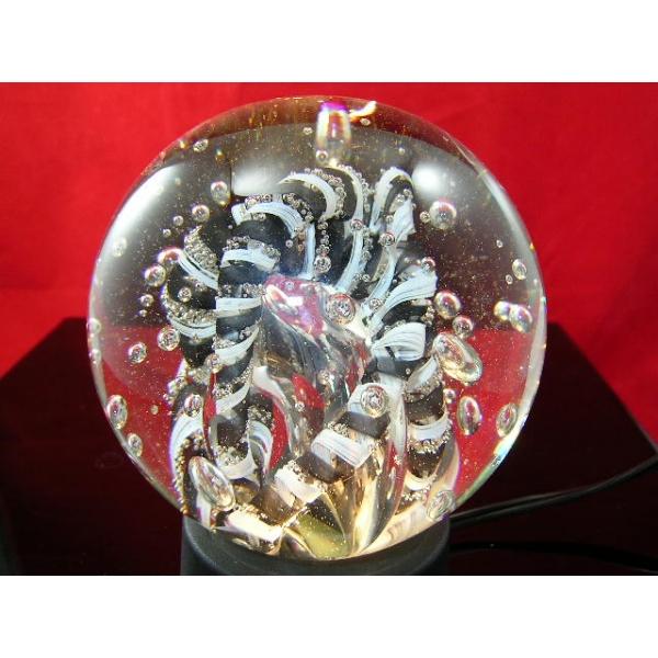 Briefbeschwerer Paperweight-spirale-Exklusiv 56