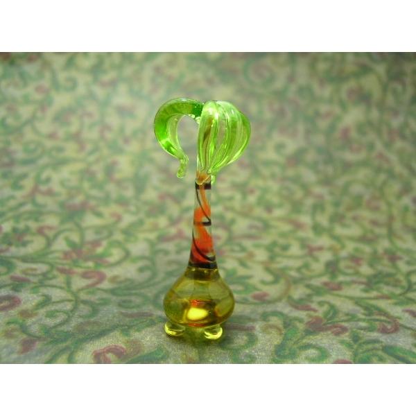 Palme - Glasskulptur