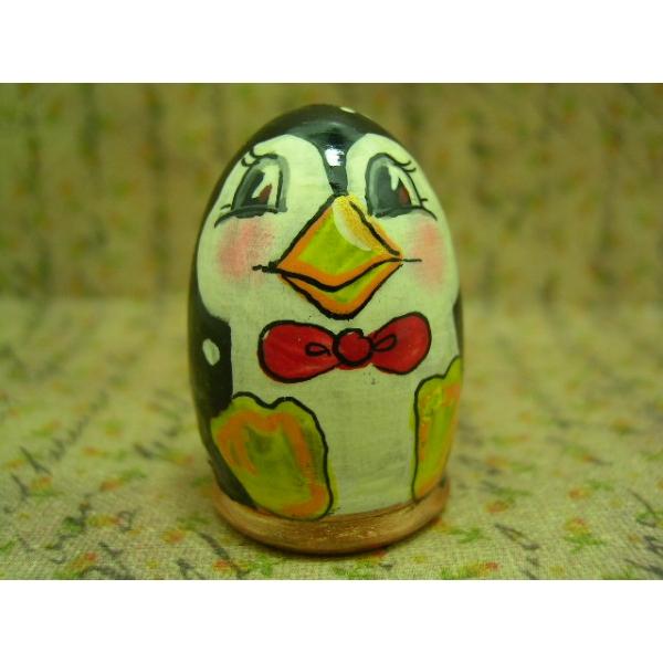 Fingerhut - Motiv Pinguin-24