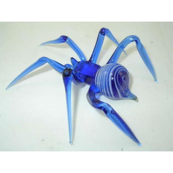 Spinne 10 - Glastier