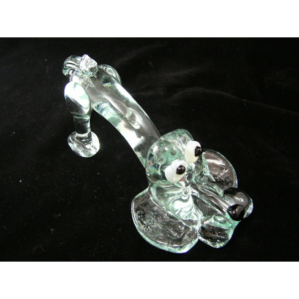 Hund Groß - Glasskulptur