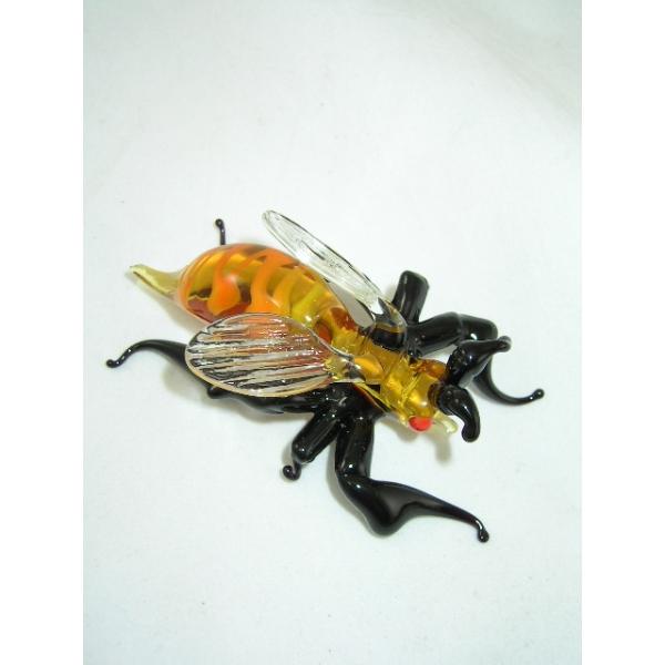 Biene-Bee--Glasfigur-Glasfiguren-Glastiere
