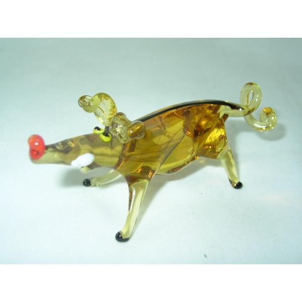Wildschwein 2 - Glastier