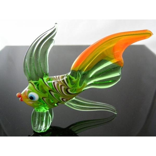 Fisch 14-19 - Glastier