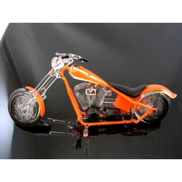 Motorrad - Chopper - Motorbike