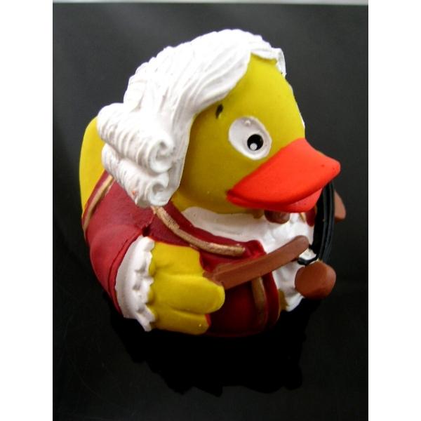 Mozart Badeente Quietscheente
