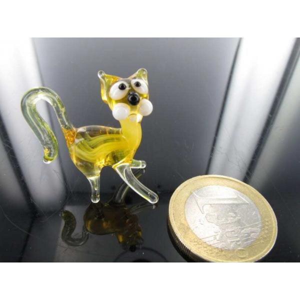 Katze mini 2-Glastier-k-11