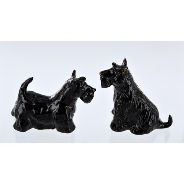 Salz- und Pfefferstreuer Scottish Terrier