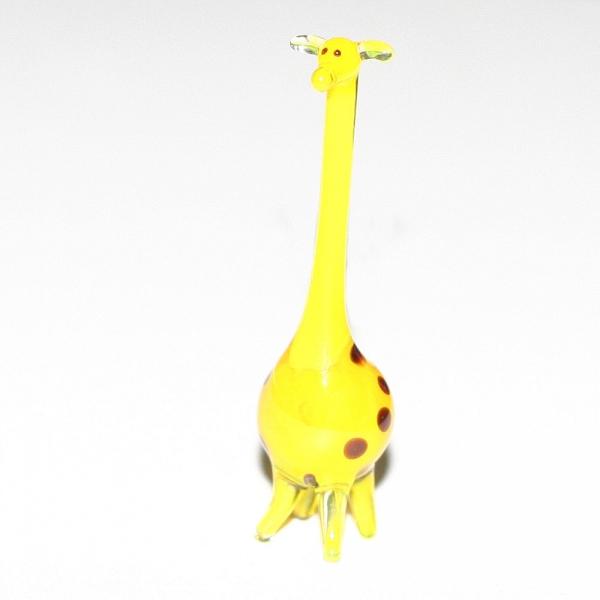 Giraffe mini 3-Glasfigur k-7