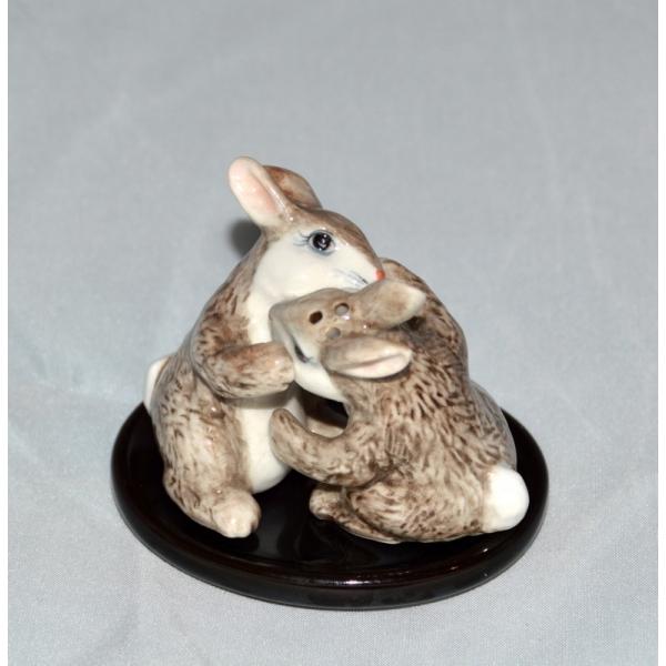 Salzstreuer und Pfefferstreuer Kaninchen