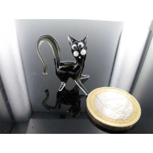 Katze mini 3-Glastier-k-11