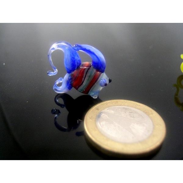 Fisch mini 3-Glastier-Glasfigur-Glasfiguren-k-3