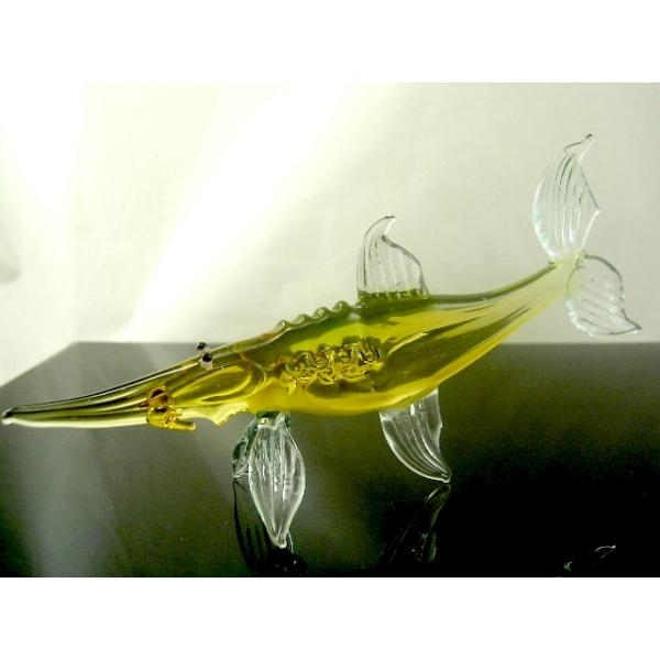 Fisch-Stör--Glasfigur-Glasfiguren-b10-5-1