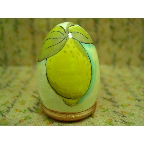 Fingerhut - Motiv Zitrone-35