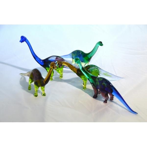 Dinosaurier - Glasfigur-B9-1-14