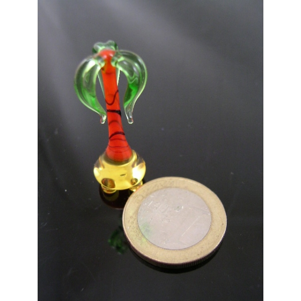 Palme mini-Glasfigur-Glastier-Glasfiguren-k-8