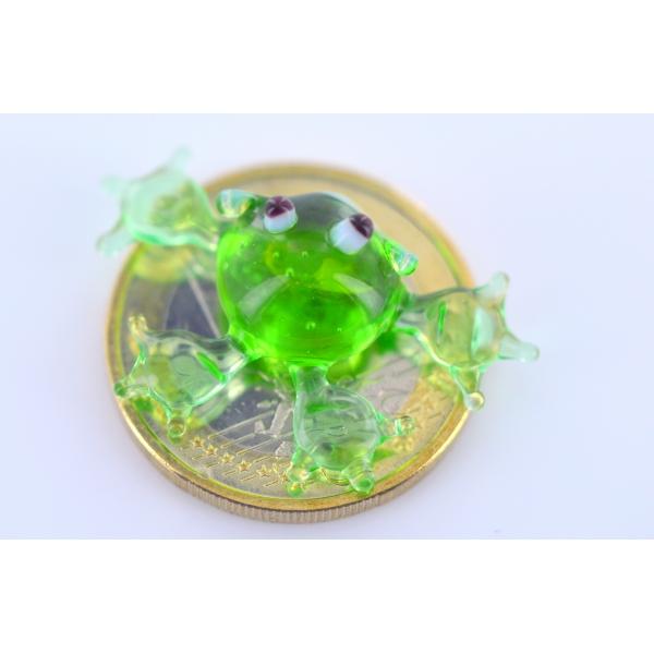 Frosch mini Grün