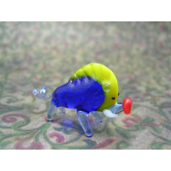 Wildschwein mini- Glastier