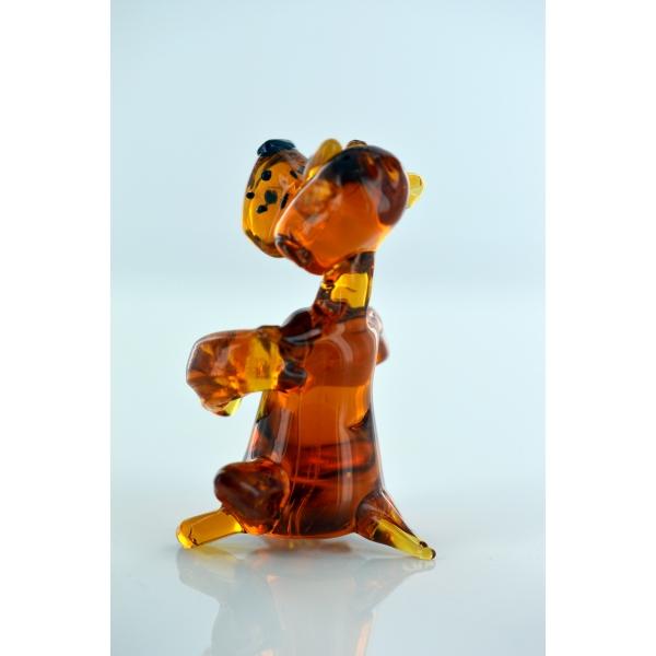 Honigbär - Braunbär Glasfigur-Glastier