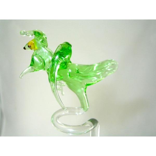 Grashüpfer-Orchideenstab-Blumenstab-Orchideenstäbe -u-1