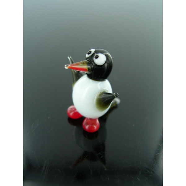 Pinguin mini -Glasfigur-k-5