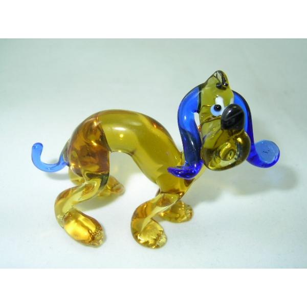 Hund 1 - Glastier